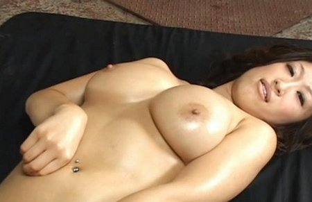 Japanese Teen Gets Her Big Asian Boobs Lubed Uppic03